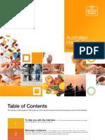 Food Model Booklet
