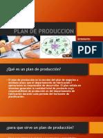 Plan de Produccion