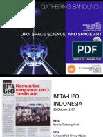 BETA-UFO Gathering Bandung 2018