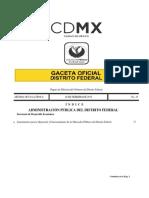 GODF Lineamientos Operacion y Funcionamiento Mercados Publicos 18022015
