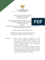 Permen 26.2016 (Peraturan BKN inpasing Pengelola Pengadaan).pdf