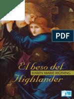 Karen Marie Moning - El Beso Del Highlander