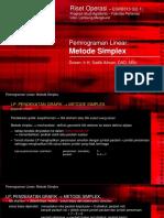 04 MetodeSimplex