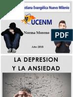La Depresion y La Ansiedad