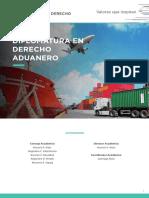 Aduanero 2019 Programa