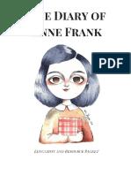 anne frank education guide