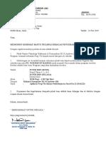 Surat Pinjam Penceramah