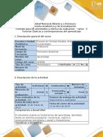 Guía de actividades y rubrica de evaluación – tarea - 2  Paradigmas del aprendizaje (1)