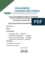 1er Informe del Laboratorio de Electricidad y Magnetismo.docx