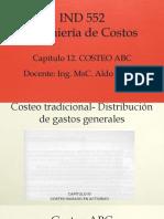 ingenieria de costos Presentacion12