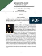 Historia De la Electrostática