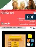A Publicidad y Propaganda Cl 22 Base 2018