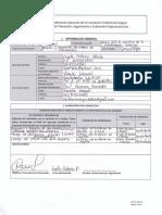 Formato de Seguimiento y Evaluacion Sena