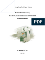 KYN28A-12 Specification En