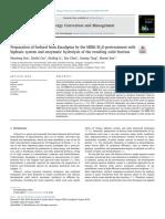 5. Preparación de Furfural a Partir de Eucalipto Mediante El Tratamiento Previo MIBK-H2O Con Sistema Bifásico e Hidrólisis Enzimática de La Fracción Sólida Resultante.