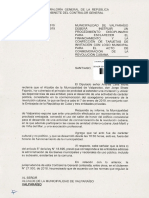 Contraloría ordenó sumario por acto conmemorativo de la Revolución Cubana