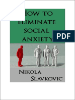 Eliminate Social Anxiety