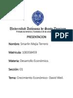 Crecimiento Economico David Weil.docx