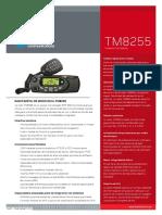 Tm8255 Especificaciones Español