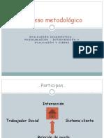 Proceso Metodologico 2010-2