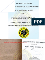 Environmental Engineering (Volume-1) Water Supply Engineering by B.C.Punmia www.CivilEnggForAll.com.pdf
