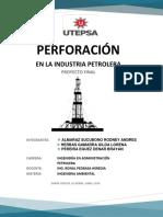Perforación en la Industria Petrolera.docx