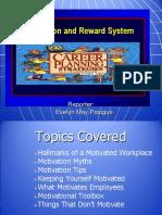Motivating and Rewarding Employees New
