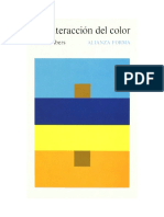 Albers · La Interacción del color
