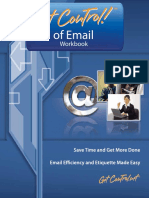 Get Control of Email Outlook