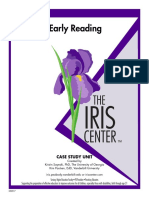 early reading case studies