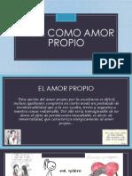 Ética Como Amor Propio Actividad 6