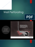 Grupo 1 - Well Perforating