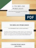 Teoria de Perelman
