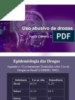 FARMACOLOGIA_Uso Abusivo de Drogas