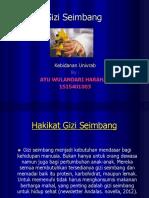 PPT Gizi Seimbang