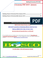 Banking & Economy PDF – January 2019 by AffairsCloud.pdf