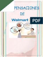 Compensaciones Walmart