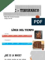 MOCHE - TIHUANACO