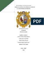 Esquema de La Monografía Apuntes en Clase