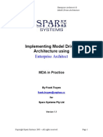 Sparx Systems MDA in Practice (2005)