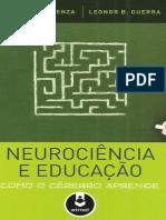 COZENZA & GUERRA 2011 Neurociências e educação Como o cérebro aprende LIVRO.pdf
