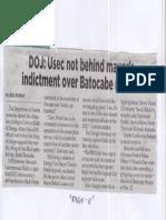 Philippine Star, Apr. 11, 2019, DOJ Usec not behind mayors indictment over Batocabe murder.pdf