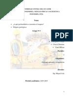 peligros geologicos informe
