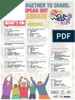 Youth Week program