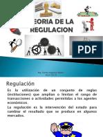 Antecedentes de La Regulacion