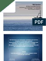 T&D Services_Company Profile