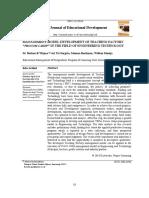 Management Model Development of Teaching Factory