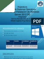 Windows 2012