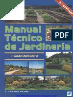 Manual  de Jardinería .