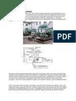 Sistem Kerja Kompresor